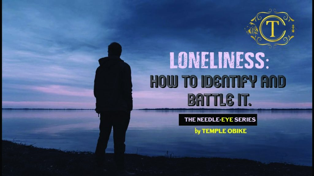 loneliness and how to handle it by temple obike.